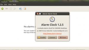 Alarm Clock О программе