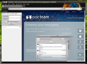 Firefox Oneteam