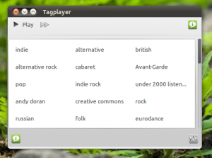Тagplayer Внешний вид