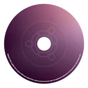 Ubuntu 11.04 Обложка диска
