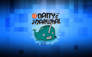 ubuntu natty narwhal wallpaper