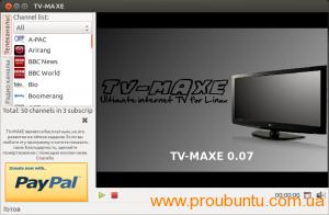 TV-Maxe