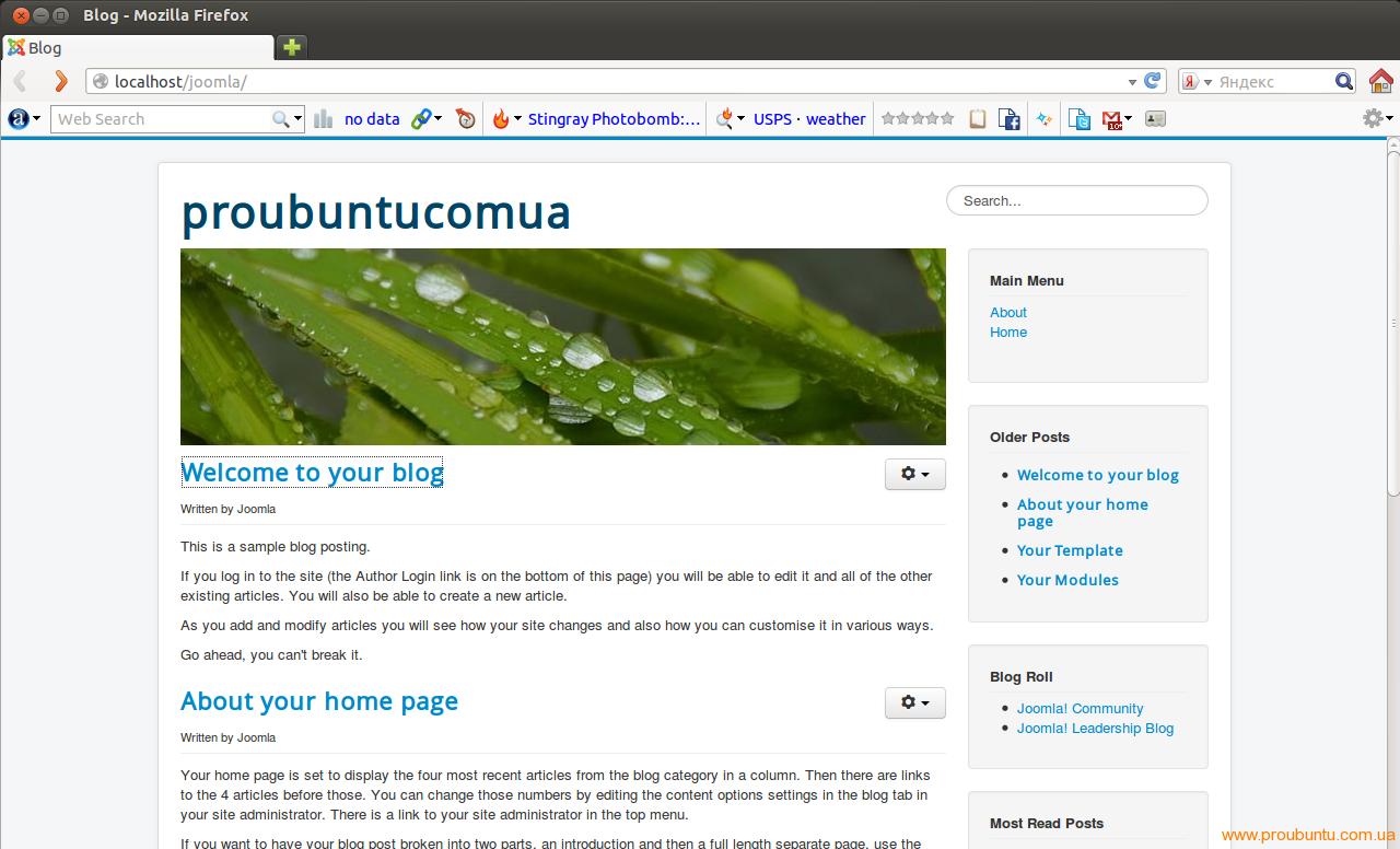 Сайт с помощью которого можно создать сайт